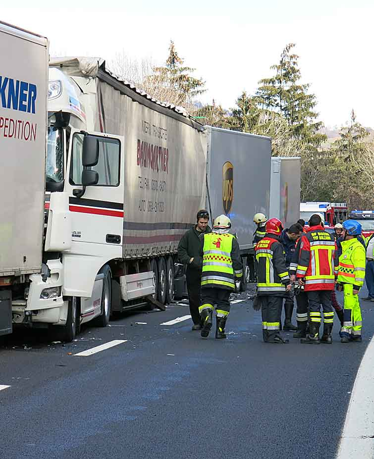 Truck Accidents Pennsylvania | Spinal Injury